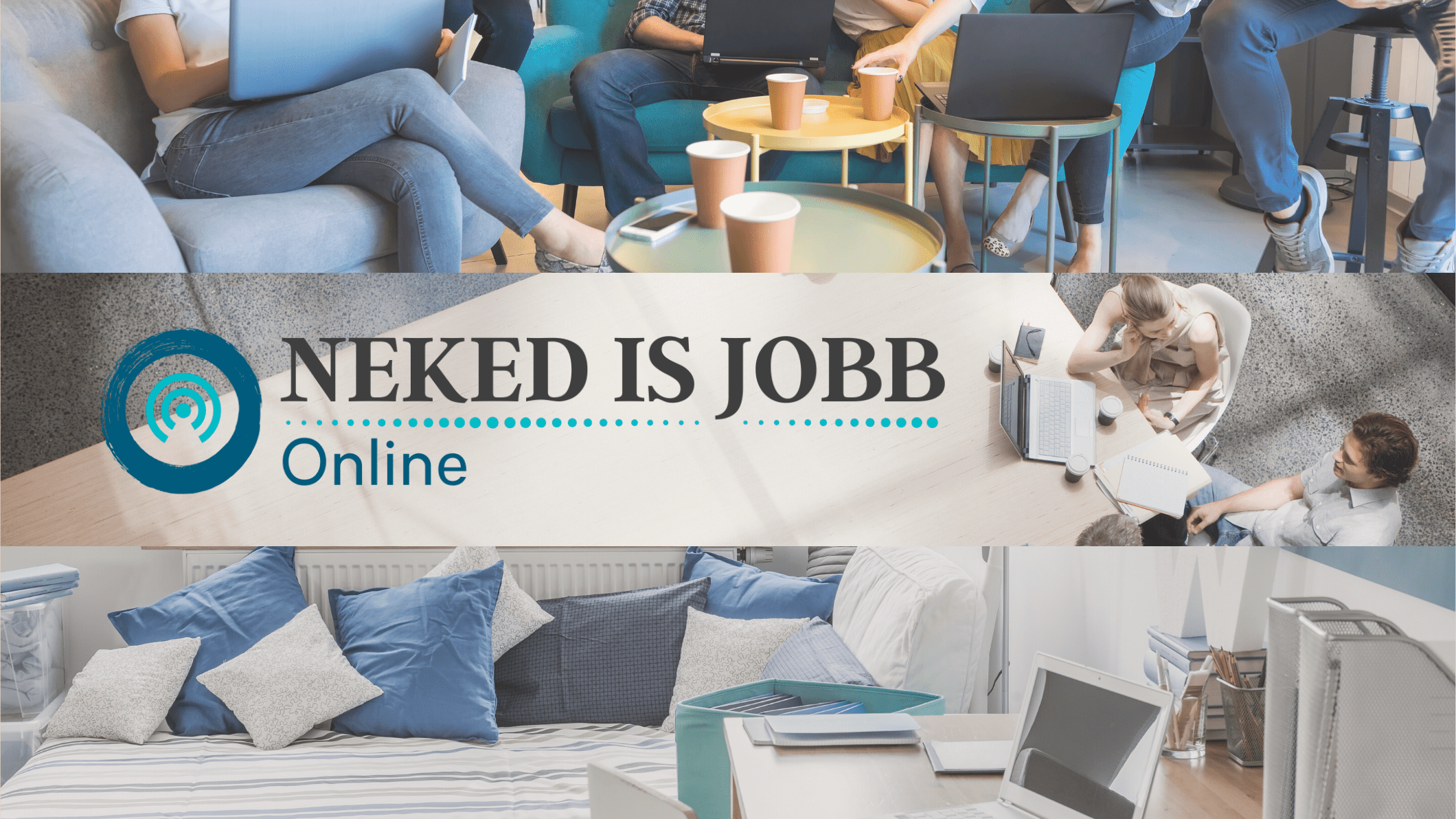 Neked is jobb online - Start